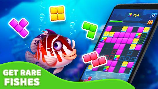 Image For Block Puzzle Fish – Free Puzzle Games Versi 2.0.0 6