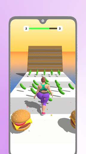 Fat 2 Fit-Body Race screenshots 3