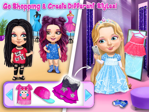 Sweet Baby Girl Beauty Salon 3 - Hair, Nails & Spa  screenshots 24