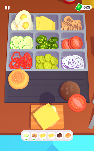 Mini Market - Food u0421ooking Game  screenshots 8