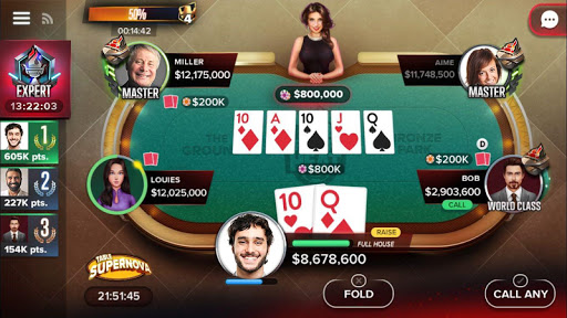 Poker Heatu2122 - Free Texas Holdem Poker Games 4.42.2 screenshots 6