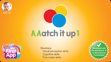 Match It Up 1 for babies