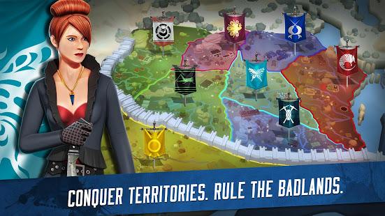 Into the Badlands: Champions apk
