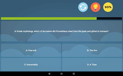 Eureka Quiz Game Free - Knowledge is Power 1.47 Screenshots 10