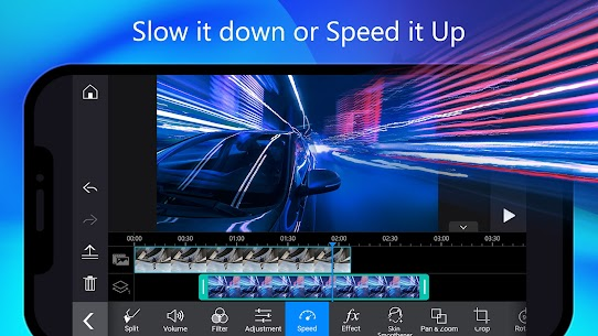 PowerDirector – Video Editor App, Best Video Maker (MOD APK, Premium) v9.0.0 5