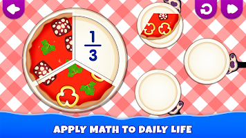 Funny Food! Kids Learning Games 4 Toddler ABC Math