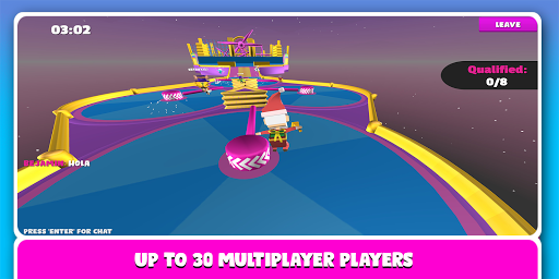 Fall Boys: Ultimate Race Tournament Multiplayer android2mod screenshots 1
