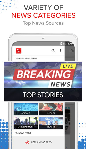 News Home: Breaking News, Local & World News Today android2mod screenshots 5
