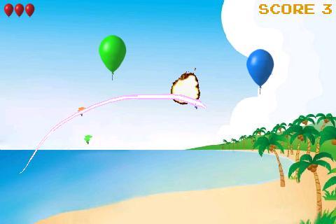 Balloon Ninja ss1