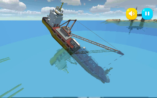 Atlantic Virtual Line Ships Sim 5.0.3 screenshots 14