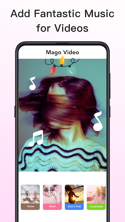 Video Editor & Star Maker,Magic Effects- MagoVideo  poster 7