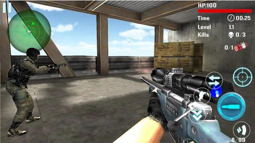 Counter Terrorist Attack Death  Screenshots 5