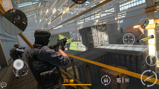 Modern Strike Online MOD APK 2021 [Unlimited Gold/Money/Ammo] 7