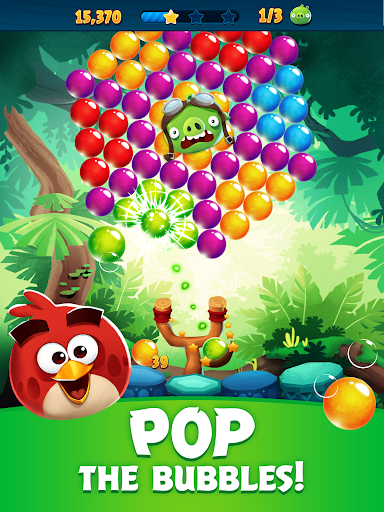 Angry Birds POP Bubble Shooter 3.92.3 screenshots 6