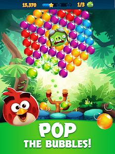Angry Birds POP Bubble Shooter screenshots 11