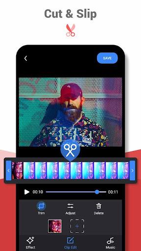 Cool Video Editor -Video Maker,Video Effect,Filter  Screenshots 3
