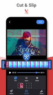 Cool Video Editor -Video Maker,Video Effect,Filter Screenshot
