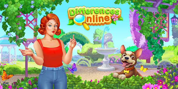 Differences online – Spot IT 4