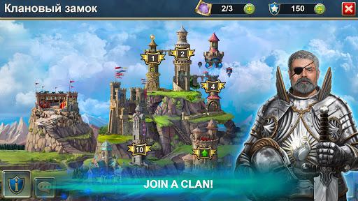 Blood of Titans: Quest & Battle Fantasy CCG screenshots 6