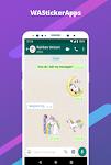 screenshot of Stickers store - Sticker for WhatsApp and Telegram