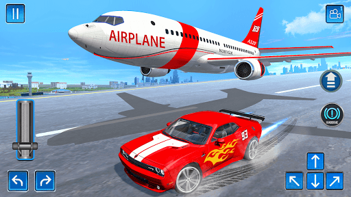 Airplane Pilot Car Transporter: Airplane Simulator 3.5 screenshots 1