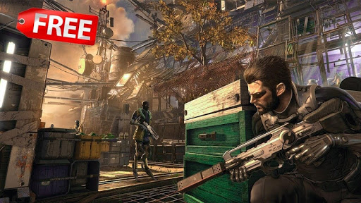 Military Commando Secret Mission : Shooting Games  screenshots 15