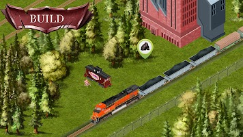 Chicago Train - Idle Transport Tycoon
