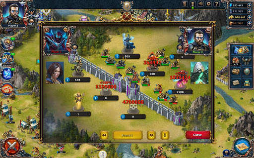 CITADELS ud83cudff0  Medieval War Strategy with PVP 18.0.19 screenshots 14