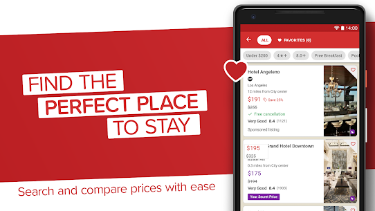 Hotels.com: Book Hotels, Vacation Rentals and More MOD APK V66.1.1.4.release-66_1 for Android 5