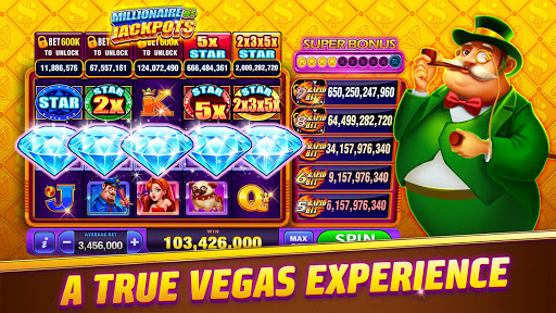 Slots: DoubleHit Slot Machines Casino & Free Games screenshots 4