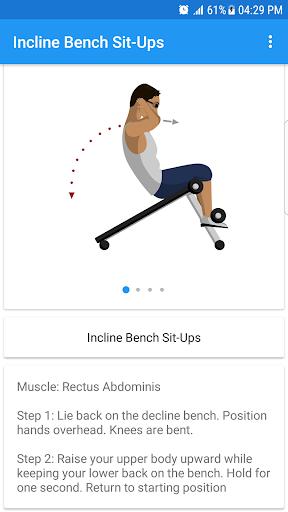 Fitness & Bodybuilding 1.7 Screenshots 2