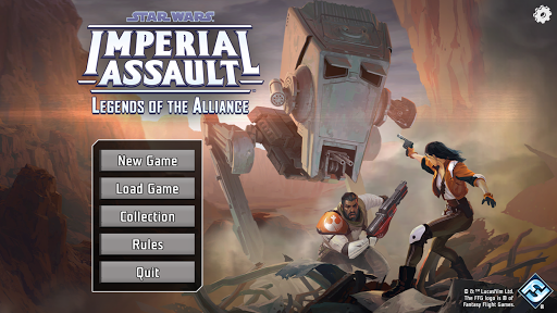 Star Wars: Imperial Assault app android2mod screenshots 1