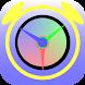 簡単操作で交替勤務者の目覚ましアラーム -交替勤務アラーム- - Androidアプリ