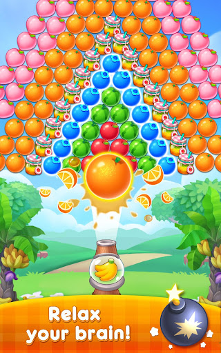 Bubble Fruit Legend apkpoly screenshots 12