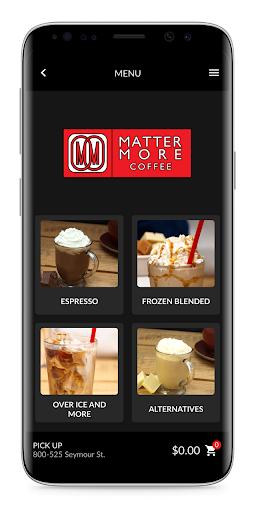 Matter More Coffee  screenshots 2