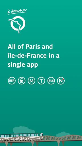 RATP - Your daily co-pilot 6.8.2 Screenshots 1
