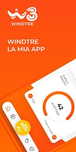 WINDTRE 8.6.2 screenshots 1