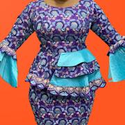 Ankara Skirt & Blouse Styles