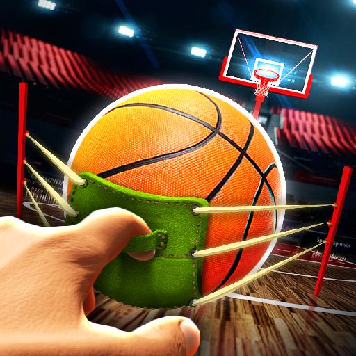 Slingshot Basketball!