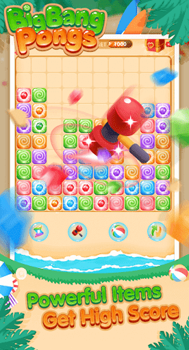 BigBang PopStar - Pongs Puzzle 1.1.0 screenshots 4