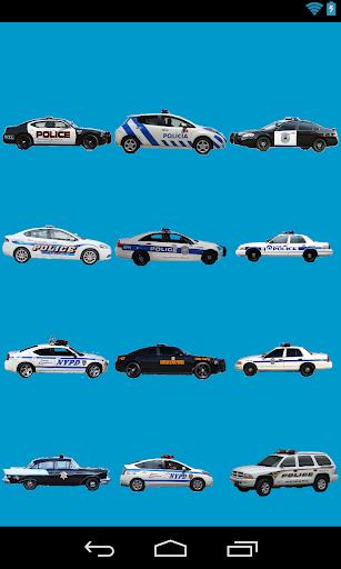 Police Cars for Kids - Siren 1.19 screenshots 2