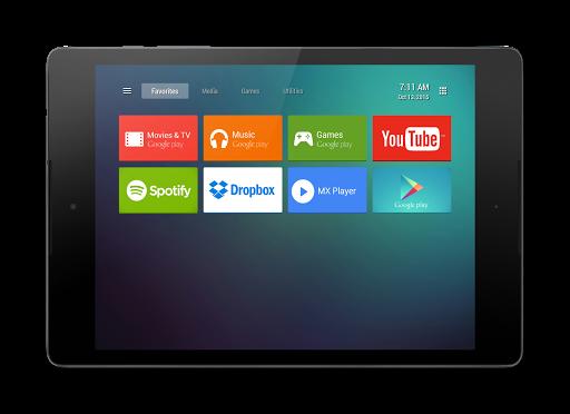 TVLauncher 3.1.1 Screenshots 6