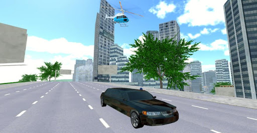 Police Helicopter City Flying 1.2 screenshots 21