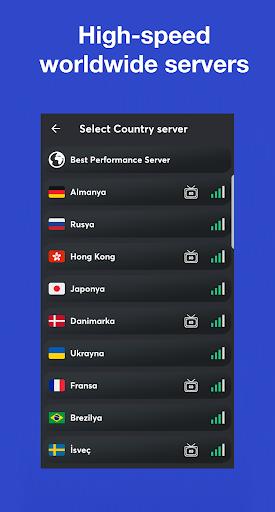 Master Fast VPN modavailable screenshots 2
