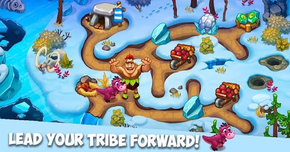 Caveman Dash – time management game Apk İndir 5