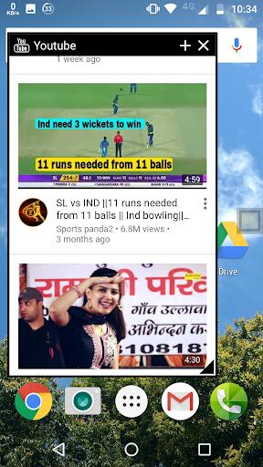 Floating apps - Multitasking 1.11 Screenshots 2