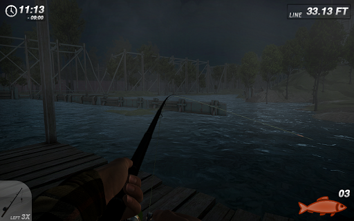 Reel Fishing Sim 2021 : Ace Fishing Game screenshots 4