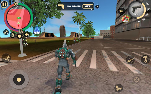 Rope Hero: Vice Town 5.0 screenshots 5