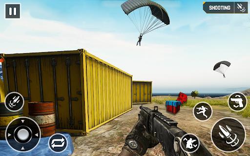 Modern Commando Secret Mission - FPS Shooting Game screenshots 12
