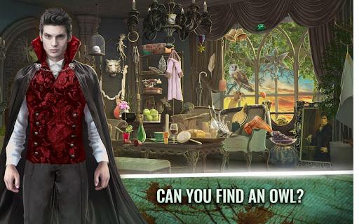 Vampire Hidden Object Games u2013 Sacred Relic Hunt screenshots 1